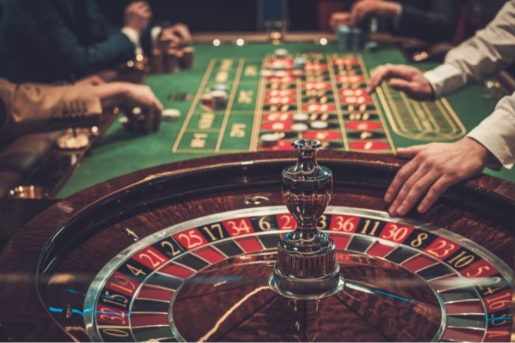 The Business Of Casino Poker