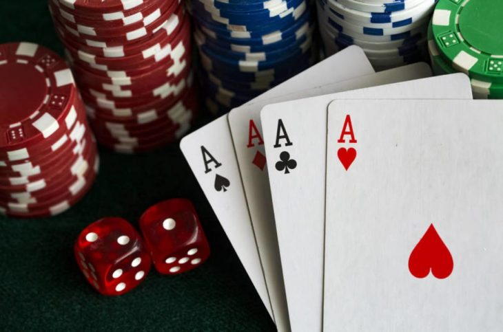 Five Ways You possibly can Casino Without Investing A lot Of Your Time