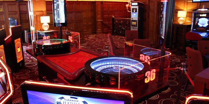 Casino 15 minutes A Day To Grow Your Business